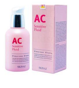 TINH CHẤT PHỤC HỒI DA SKINAZ AC Sensitive Fluid