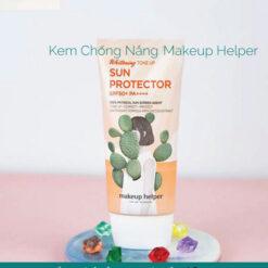 kem chống nắng makeup helper