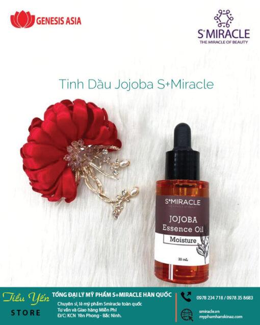 tinh dầu jojoban s+miracle