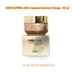 kem dưỡng AHC Capture Solution