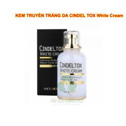 kem truyền trắng CINDEL TOX