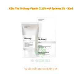 KEM-The-Ordinary-Vitamin-C-23%+HA-Spheres-2%