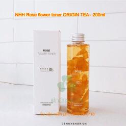 nước hoa hồng fflower toner