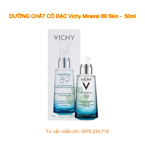 serum Vichy Mineral 89 Skin