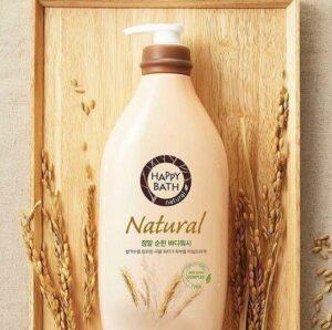 Sữa tắm natural body wash