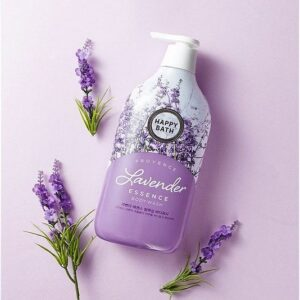 Sữa tắm happy bath lavender