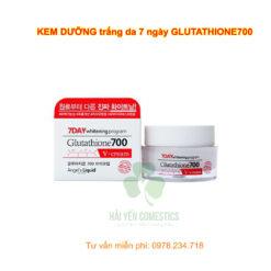 kem dưỡng da 7 ngay GLUTATHIONE700
