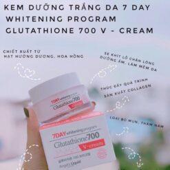 kem dưỡng GLUTATHIONE700