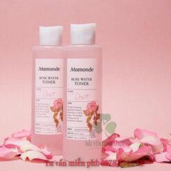 Nước hoa hồng Mamonde đủ loại