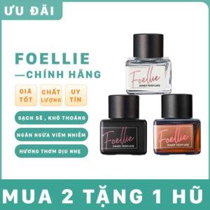 NƯỚC HOA VÙNG Foellie