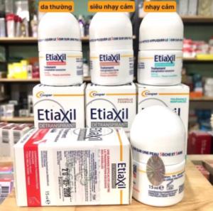 Lăn Khử Mùi Etiaxil 15ml