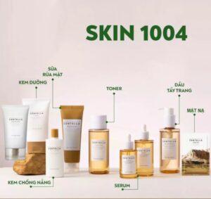 mỹ phẩm centella skin 1004